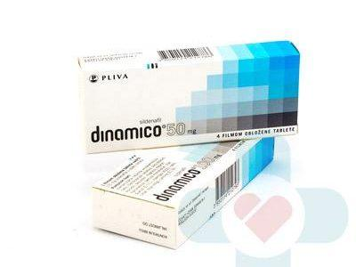 Dynamico Sildenafil Review